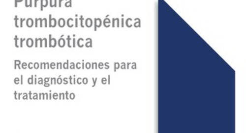 ISTH TTP Guideline - Spanish