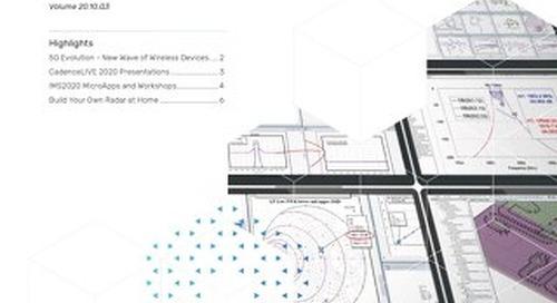 Cadence AWR Design Magazine Vol. 20.3