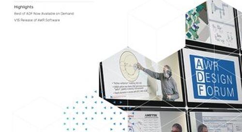 Cadence AWR Design Magazine Vol. 20.2