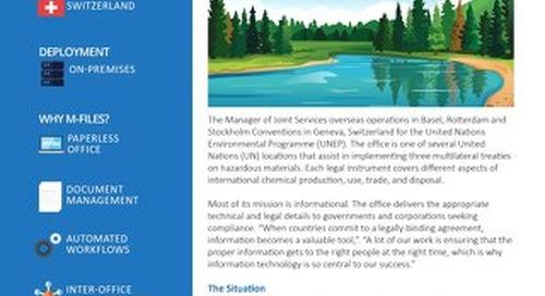 Case Study: UNEP