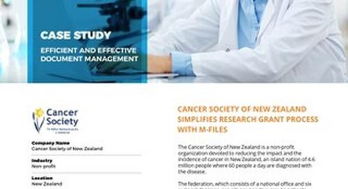 Cancer Society of New Zealand