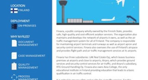 Case Study: Finavia