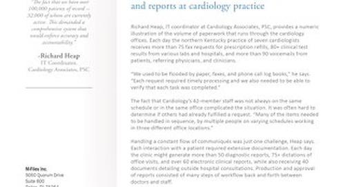 Case Study: Cardiology Associates