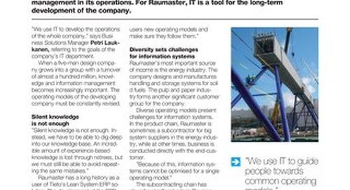 Case Study: Raumaster