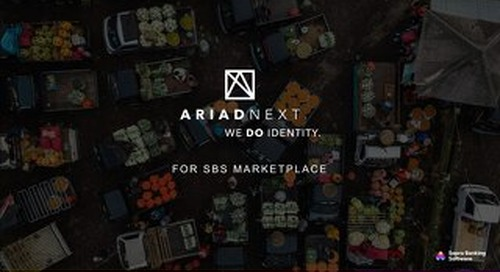 Ariadnext for SBS Marketplace