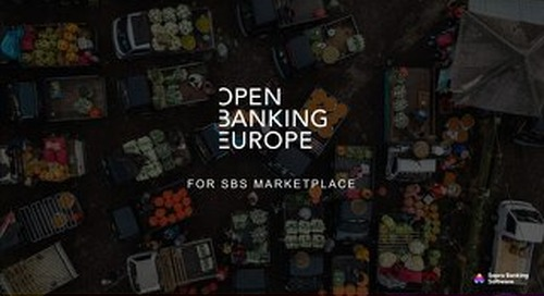 OBE for SBS Marketplace