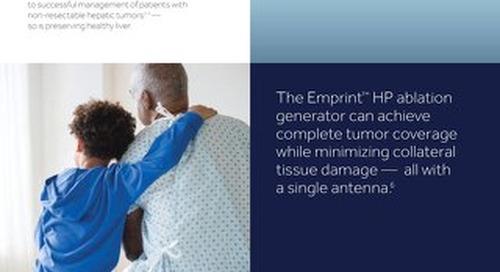 The Emprint™ HP Ablation Generator