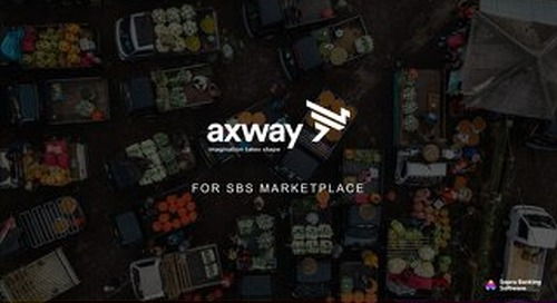 Axway for SBS Marketplace