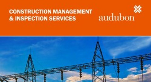 Construction Management & Inspection Services