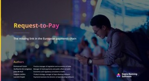 Request-to-Pay: The missing link in the European payments chain
