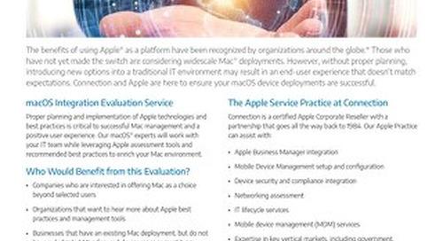 macOS Integration Evaluation