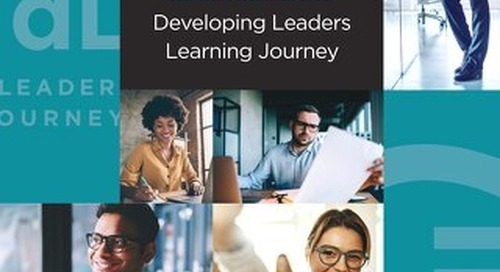 CEG Developing Leader Journey 2021