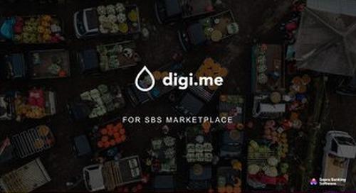 Digi.me for SBS Marketplace