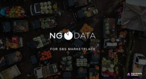 NGData for SBS Marketplace