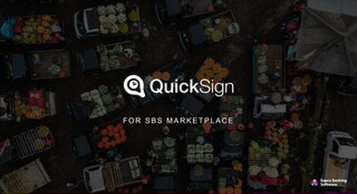 QuickSign for SBS Marketplace