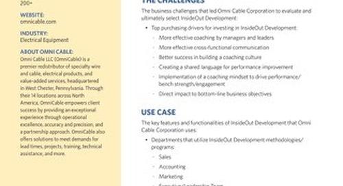 Omni Cable Corp Case Study