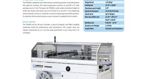 FP6000- L sealer