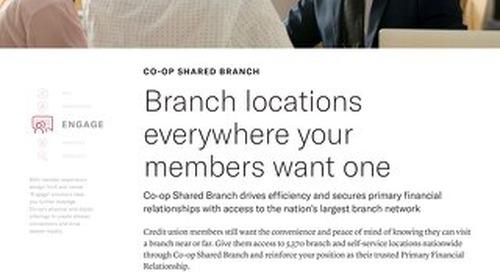 Shared Branch Slipsheet