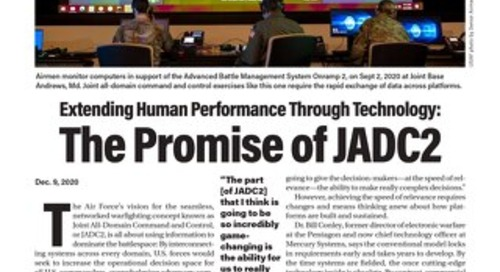Article:  The Promise of JADC2