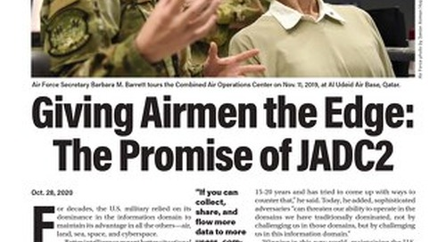 Article:  Giving Airmen the Edge JADC2