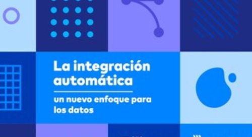 La integración automática-un nuevo enfoque para los datos