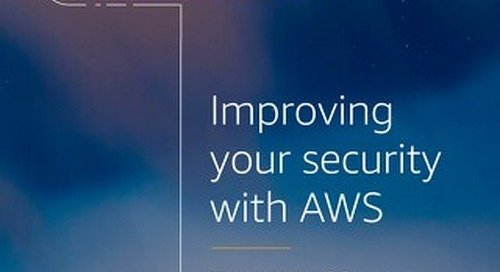 Improving your security with AWS
