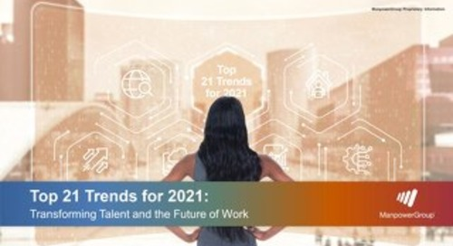 Top 21 Trends for 2021 - Full Report