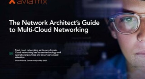 The Network Architects Guide to Multi-Cloud Networking
