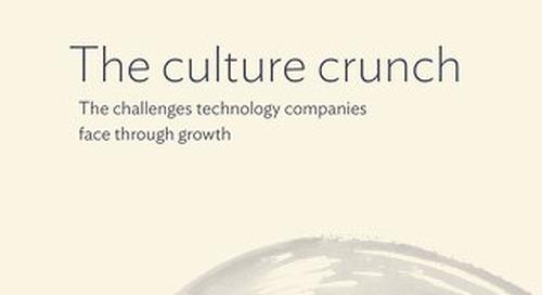 The Culture Crunch