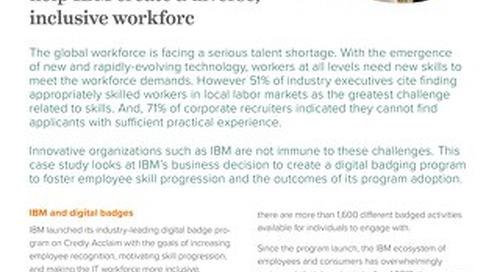 IBM Case Study: Executive Summary