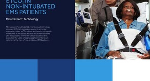 Guide: ETCO2 in Non-intubated EMS Patients