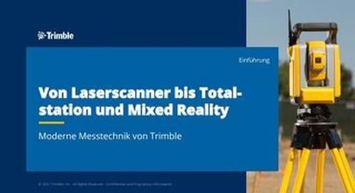 Einführung: Vermessung, Laserscanning & Mixed Reality