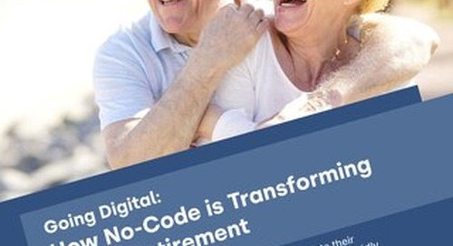 Going Digital: How No-Code Is Transforming Group Retirement