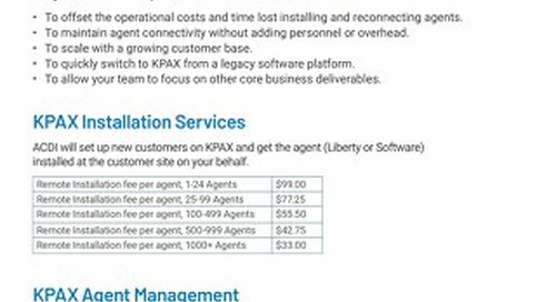 KPAX Business Services