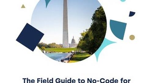 No-Code for Federal Agencies