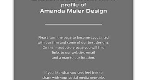 Luxurious Interiors - Amanda Maier
