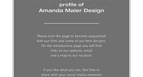 Luxurious Interiors - Amanda Maier
