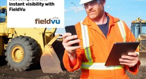FieldVu | Solution Brief