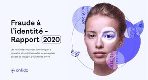 Fraude à l'identité - Rapport 2020