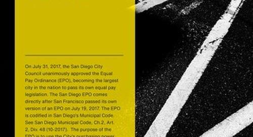 San Diego Equal Pay Ordinance