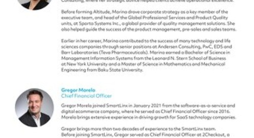 SmartLinx Executive Team