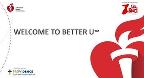 Better U_Week 1 PPT
