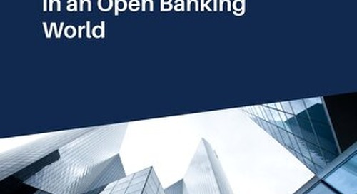 Ensuring Cybersecurity in an Open Banking World
