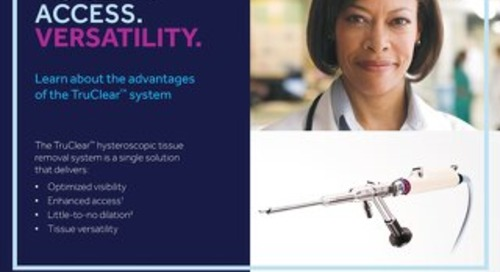 Learn about the advantages of the TruClear™ system