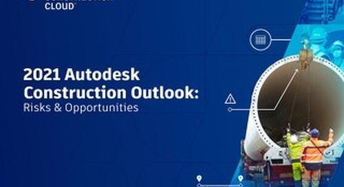 2021 Autodesk Construction Outlook