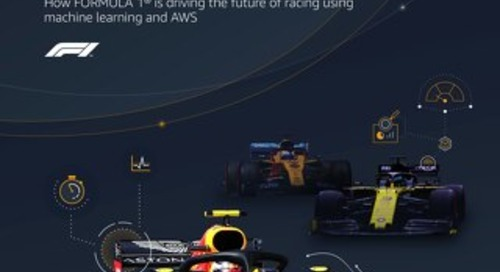 Formula 1 races forward with machine learning