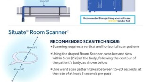 SCANNING TECHNIQUES - Situate™ Detection System X