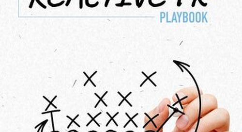 The Reactive PR Playbook from BLASTMedia