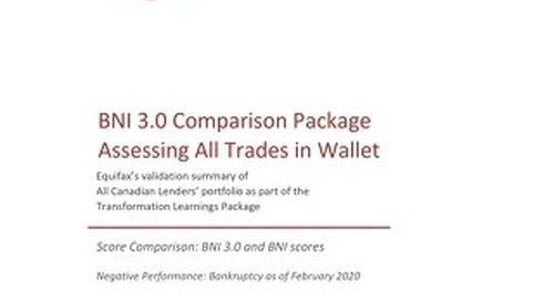 Equifax Odds Chart - BNI 1 vs BNI 3 - CANADA ALL TRADES