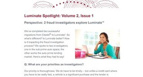 Spotlight Newsletter - January 2021